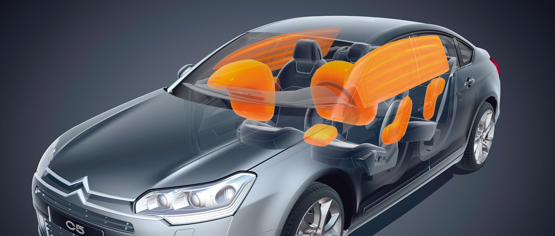 airbags-citroen-C5-berline