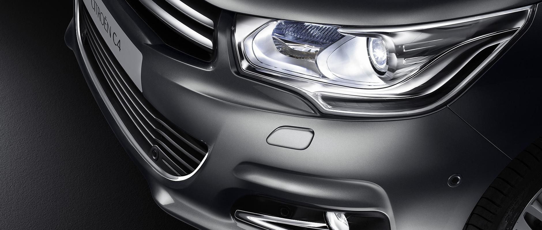 Citroën C4 - détails - Sécurité