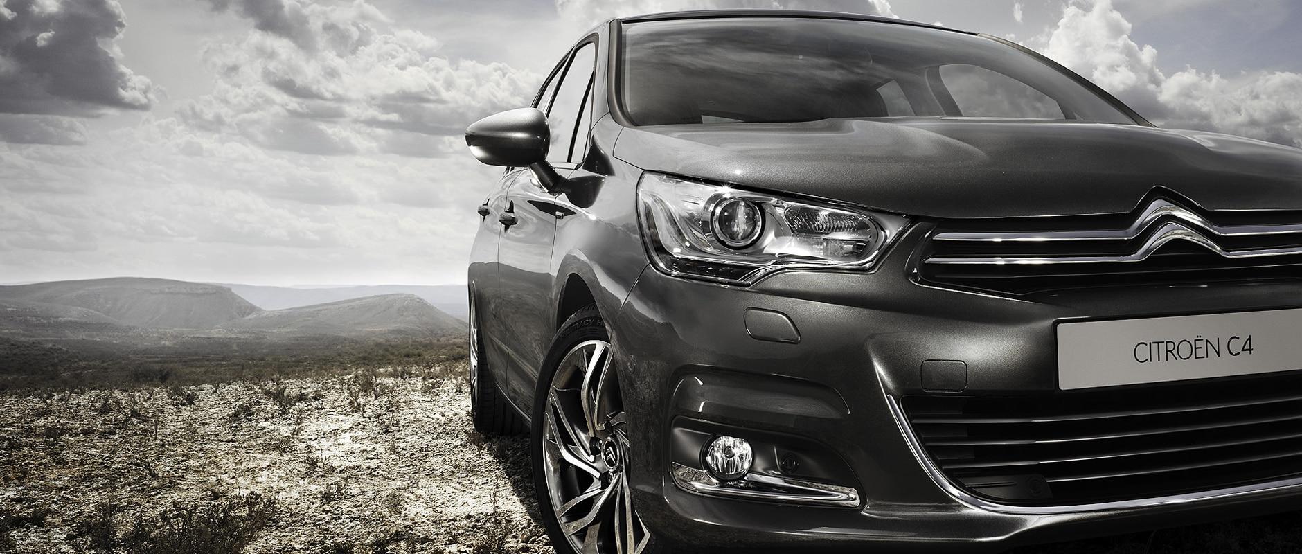 Citroën C4 - détails - Environnement