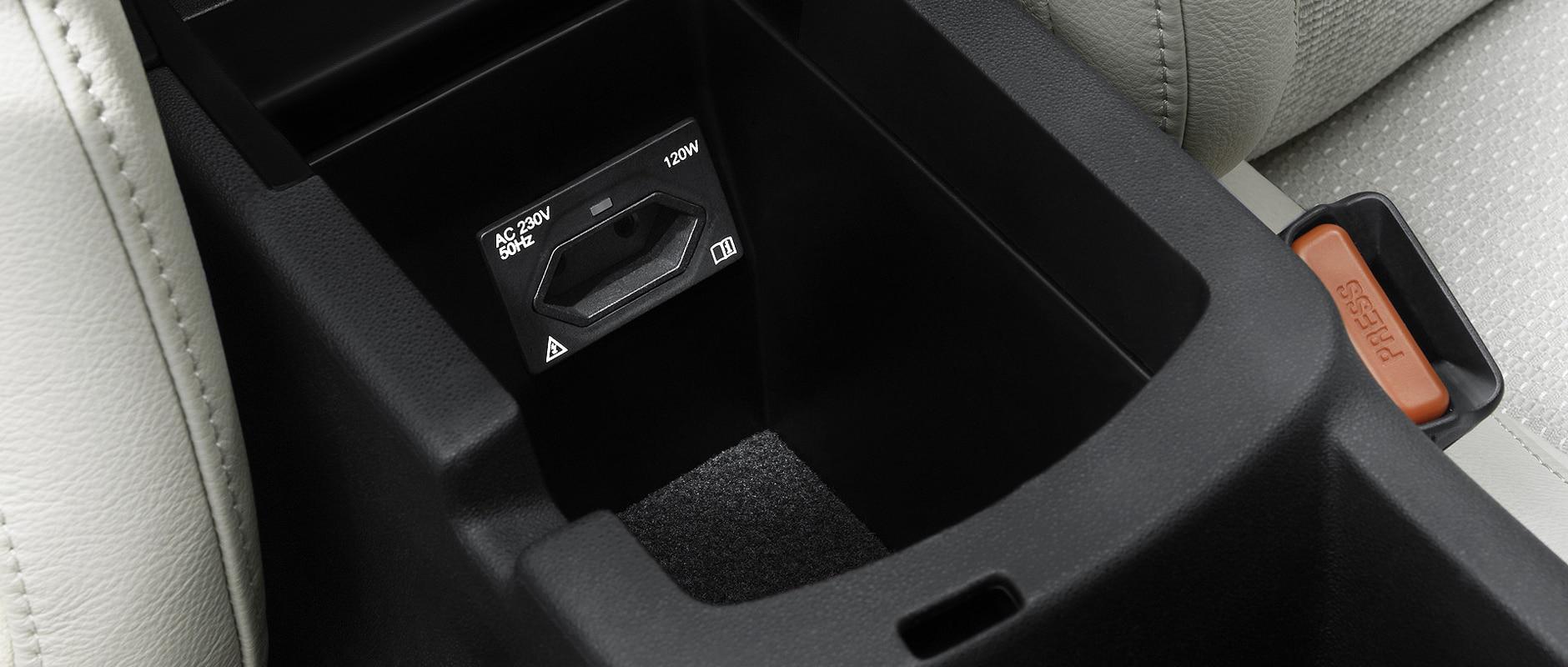 Citroën C4 - détails - Polyvalence