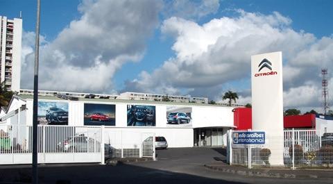Citroën Pointe-à-Pitre Showroom