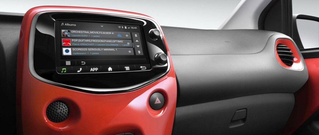 Technologie intuitive
