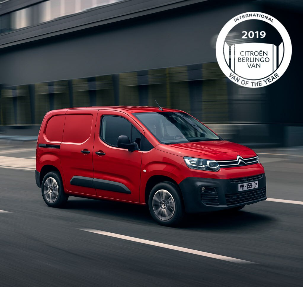 sale uk best loved arriving Nouveau Citroën Berlingo Van - Utilitaire en 2 versions ...