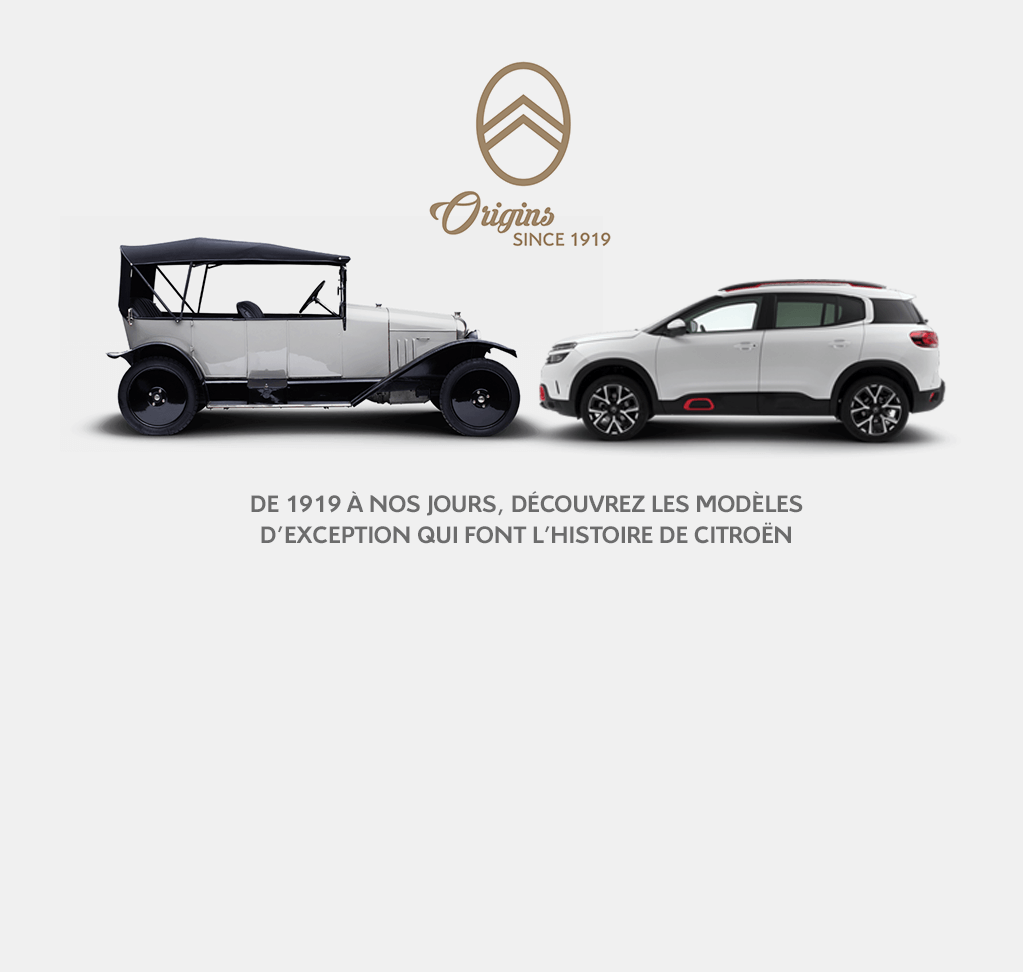 Citroën Origins Guadeloupe